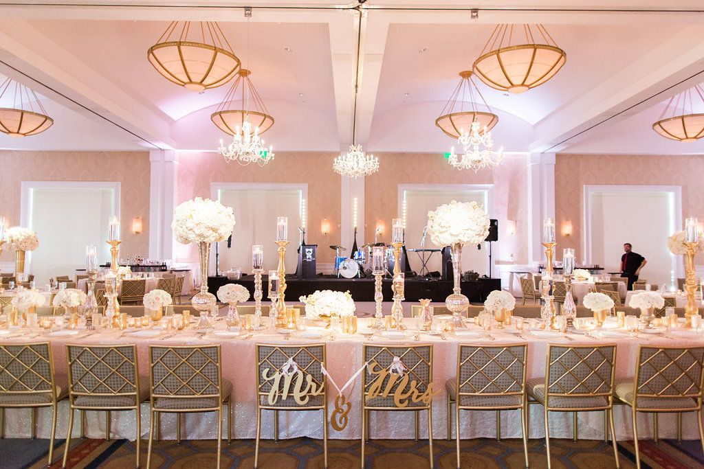 Belo Mansion Wedding Blush White Gold Http Www