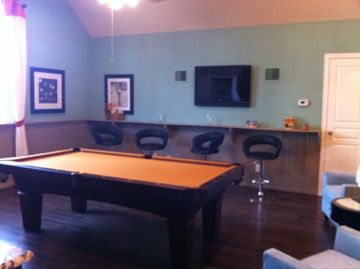 Pin By Christi Godkins On For The Home Game Room Bar Small Game Rooms Game Room