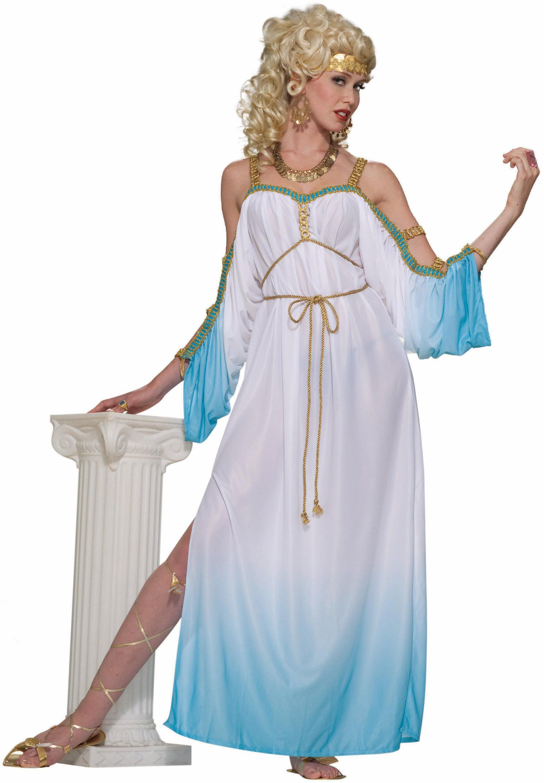 grecian gorgeous goddess adult costume - Helen Of Troy Halloween Costume