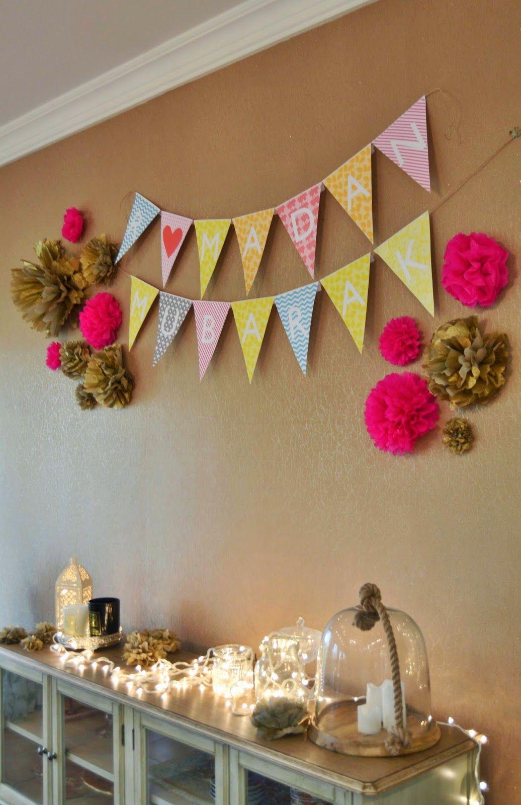 Melanie Eman Ramadan Eid Decor Ramadan Eid Pinterest Eid Ramadan And Decoration