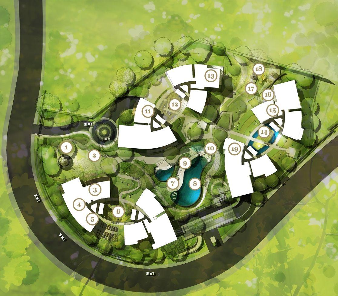 botanika nature residences site