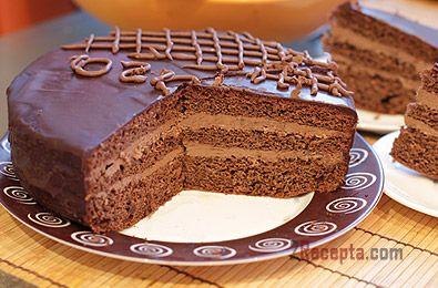 прага торт рецепты с фото
