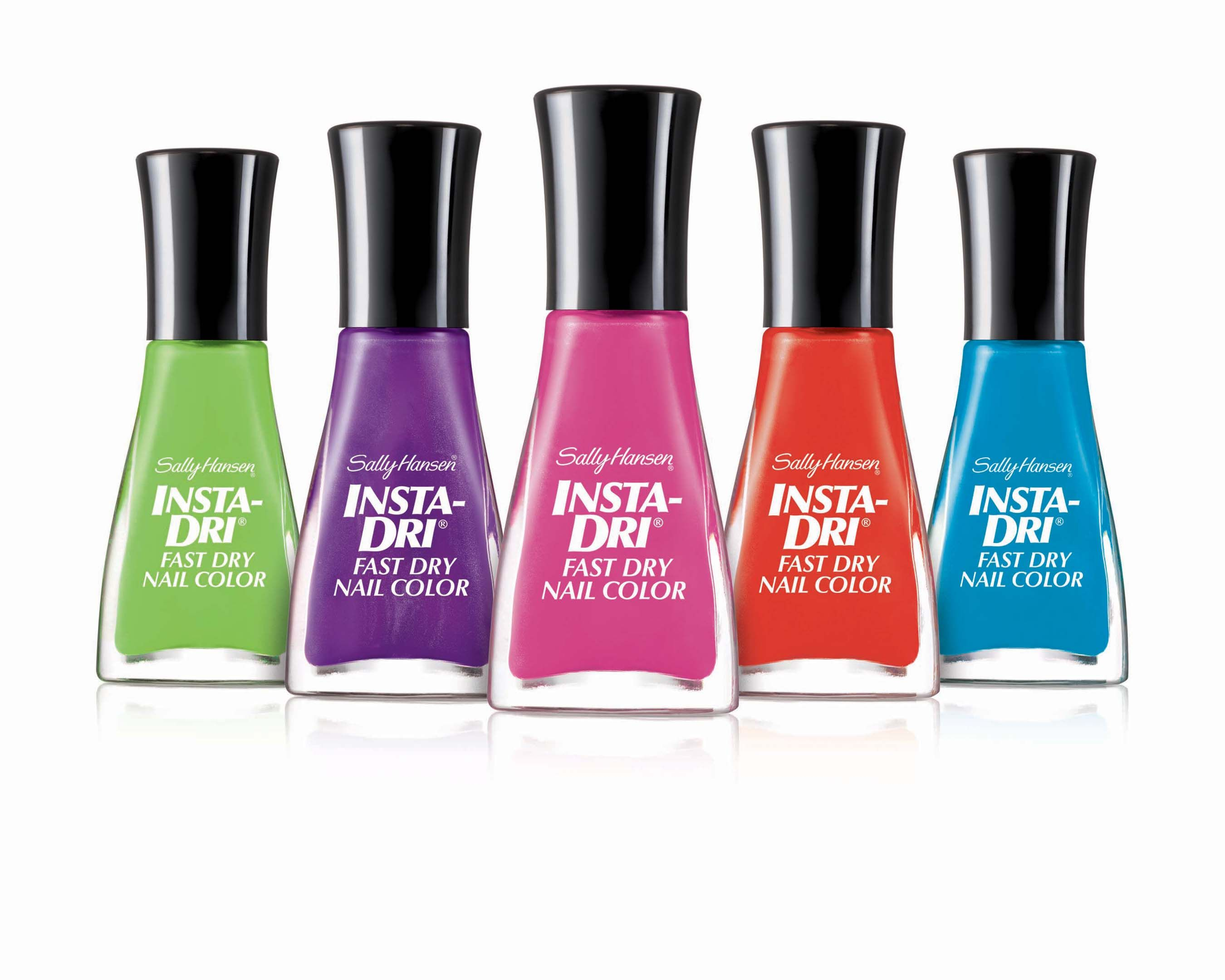 Sally Hansen Insta Dri Nail Polish I Am Obsessed With These Can T Sit Still So Quick Drying Is A Must Are Extremely Easy To Use The