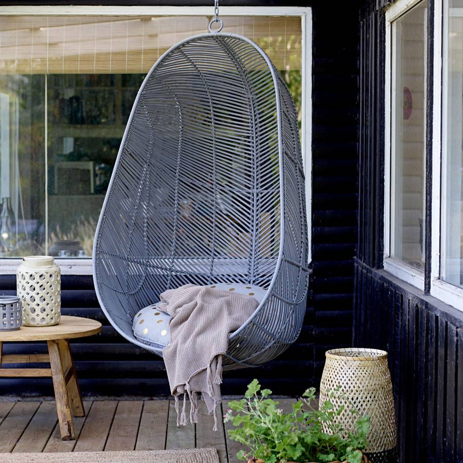 hanging chair notonthehighstreet industrial metal kitchen chairs bundle home outdoor beds hammocks by idyll ltd com