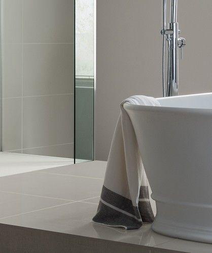 Regal Vanilla Matt 80x80 Pour Le Sol Topps Tiles Modular Tile Large Floor Tiles