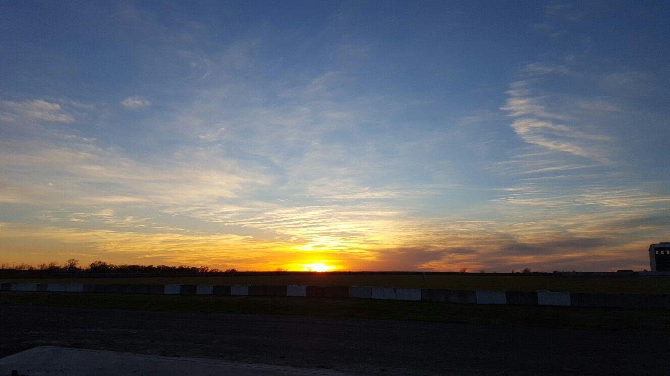 Sunset, Alvarado, TX, 12-23-2015