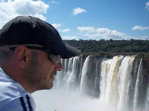 Garganta del diablo. cataratas del Iguazu. Misiones. Argentina