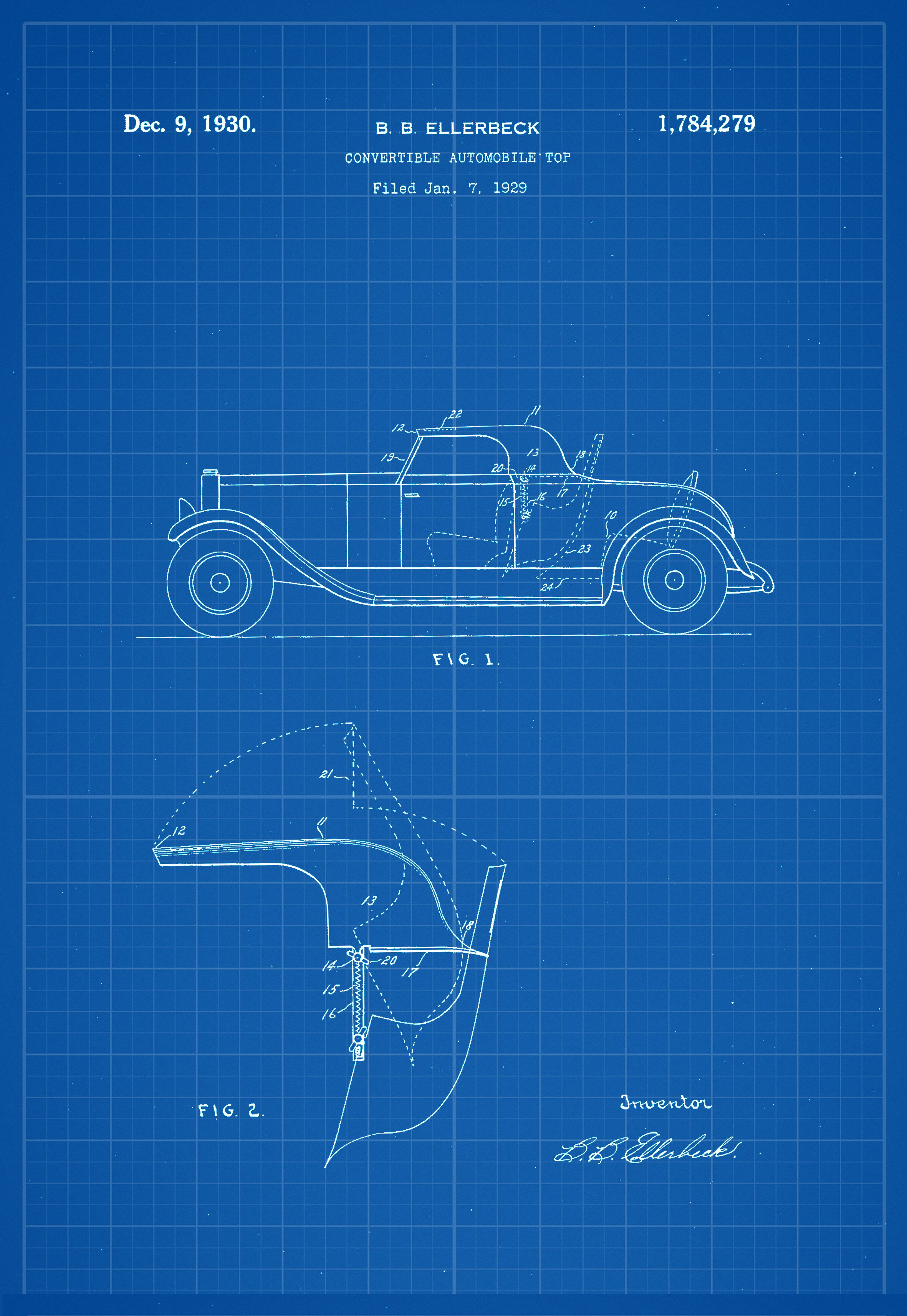 Car patent poster automobile print vintage art pinterest car patent poster automobile print vintage art car patent poster automobile print vintage art industrial design blueprint malvernweather Gallery