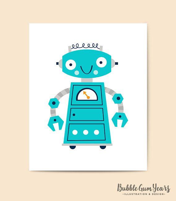 Vivero de robot impresión ajuste x 4. Usted puede comprar este ...