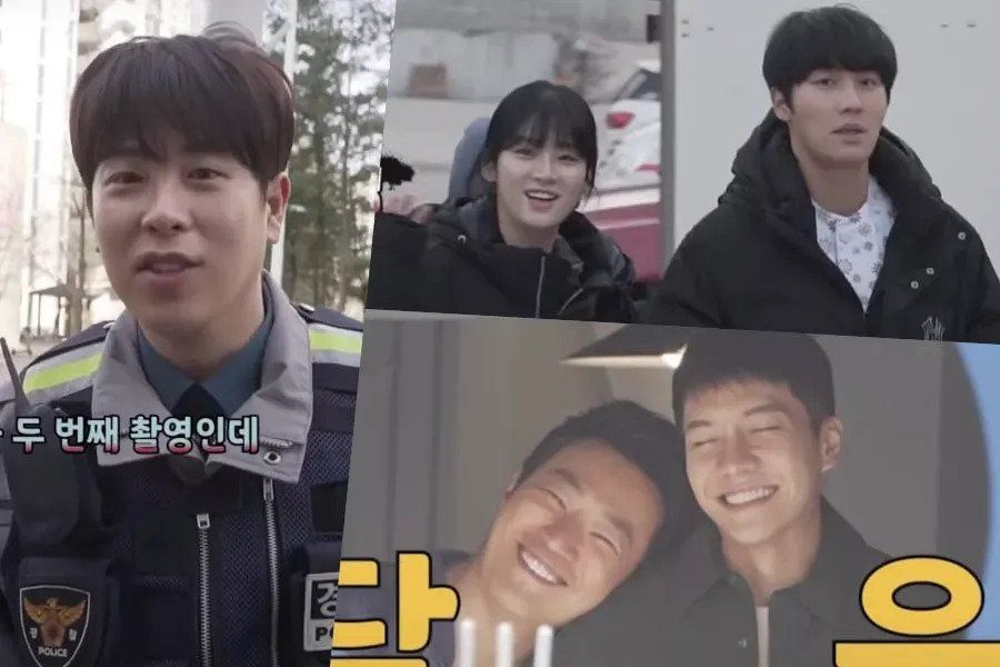 "Watch: Block B's P.O, Lee Hee Joon, Lee Seung Gi, And More Have Adorable Chemistry Behind The Scenes Of ""Mouse"""