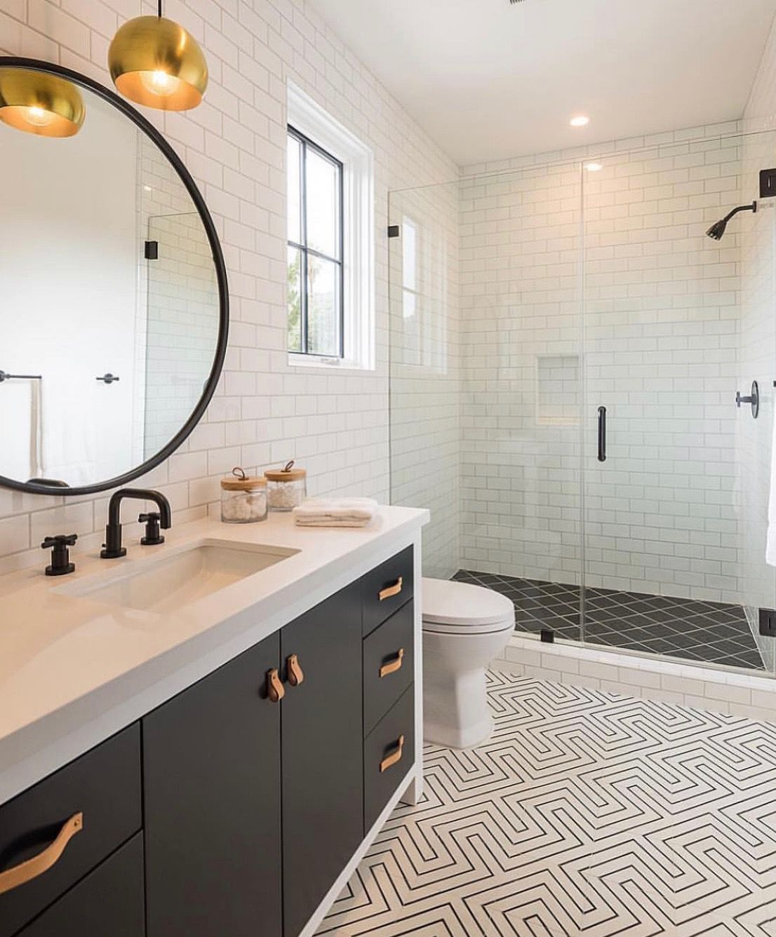Best Designs For Very Small Condo: Amazing Floor Tile Pattern