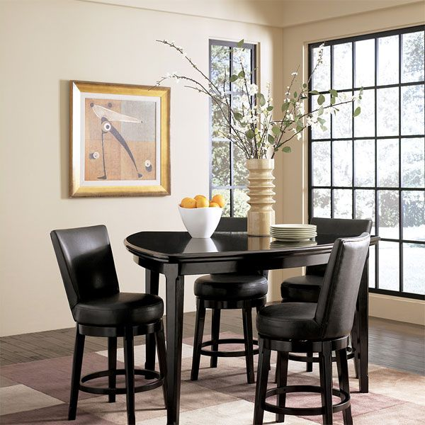 20 Softly Shaped Curves Of Triangular Dining Tables Dining Room