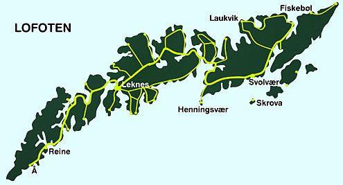 kart over reine i lofoten Henningsvar map | Info: MAPS | Pinterest kart over reine i lofoten