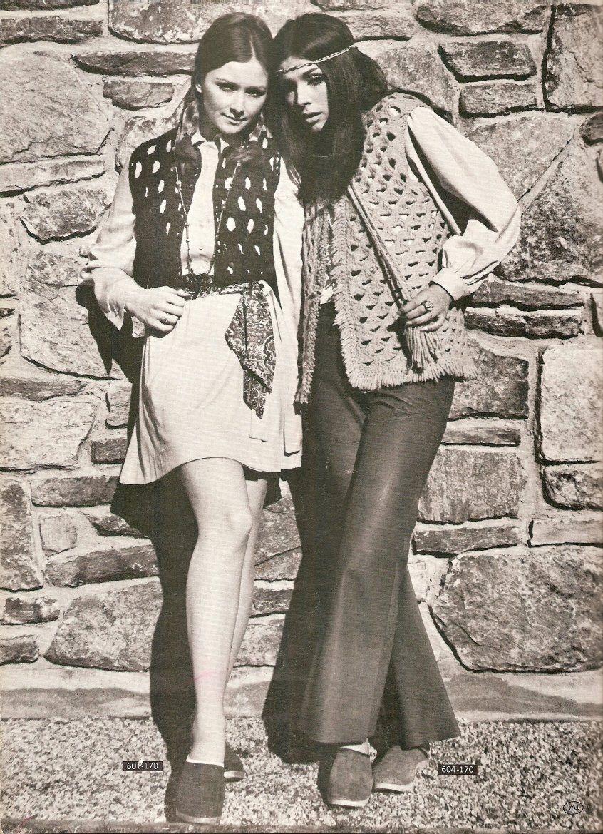 Clogs in the 70s. Mine were blue suede. Caber a5fa9a91892