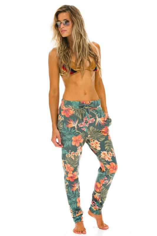a938013f229 Grab the latest designs and classic women s sweatpants styles from Aviator  Nation! Free shipping on applicable orders. Tagged