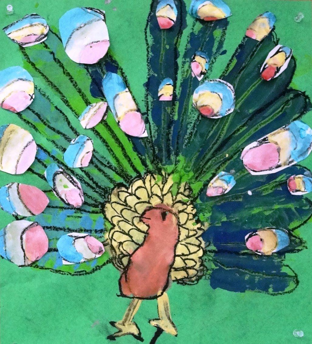 1st Grade Art Assignments