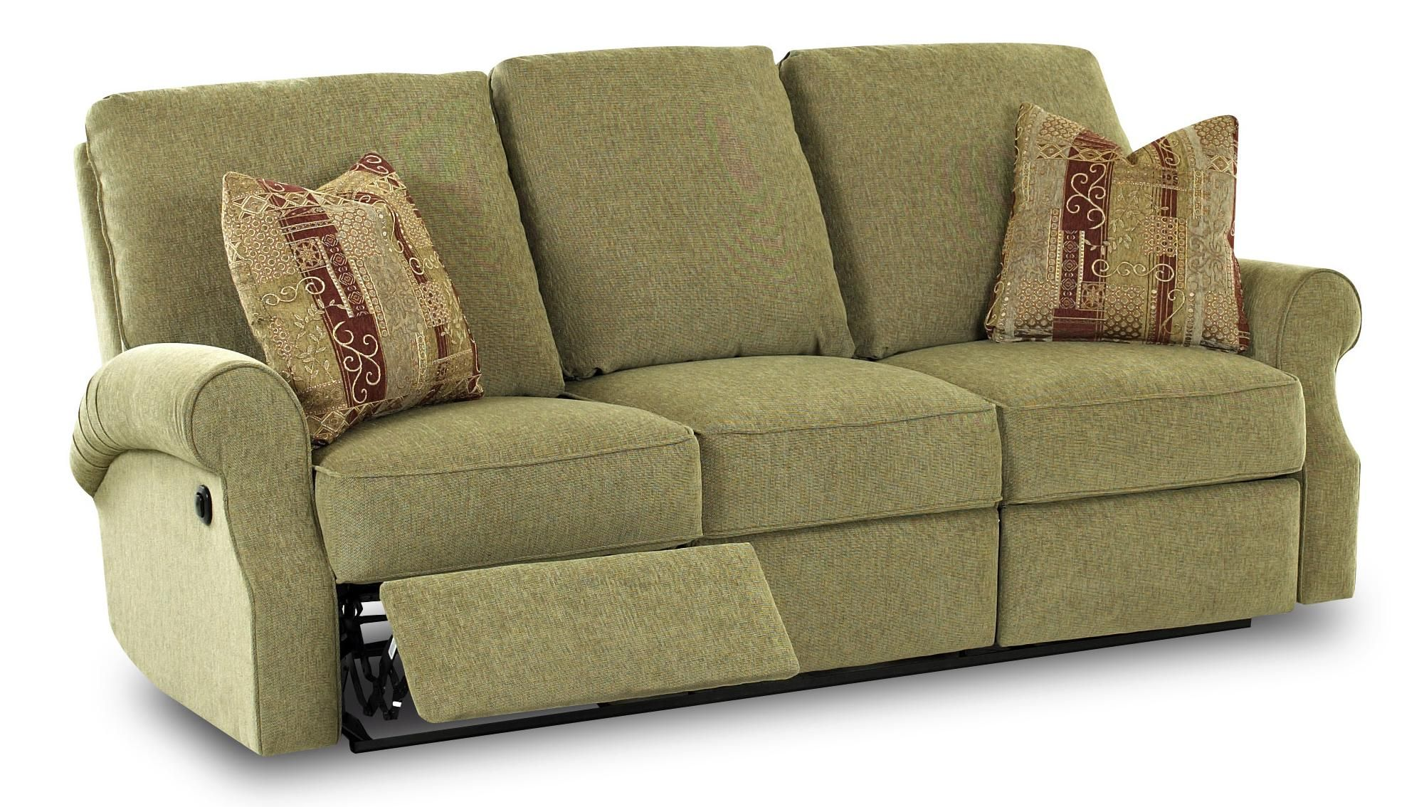 Klaussner Furniture Anchorage Collection Featuring Power