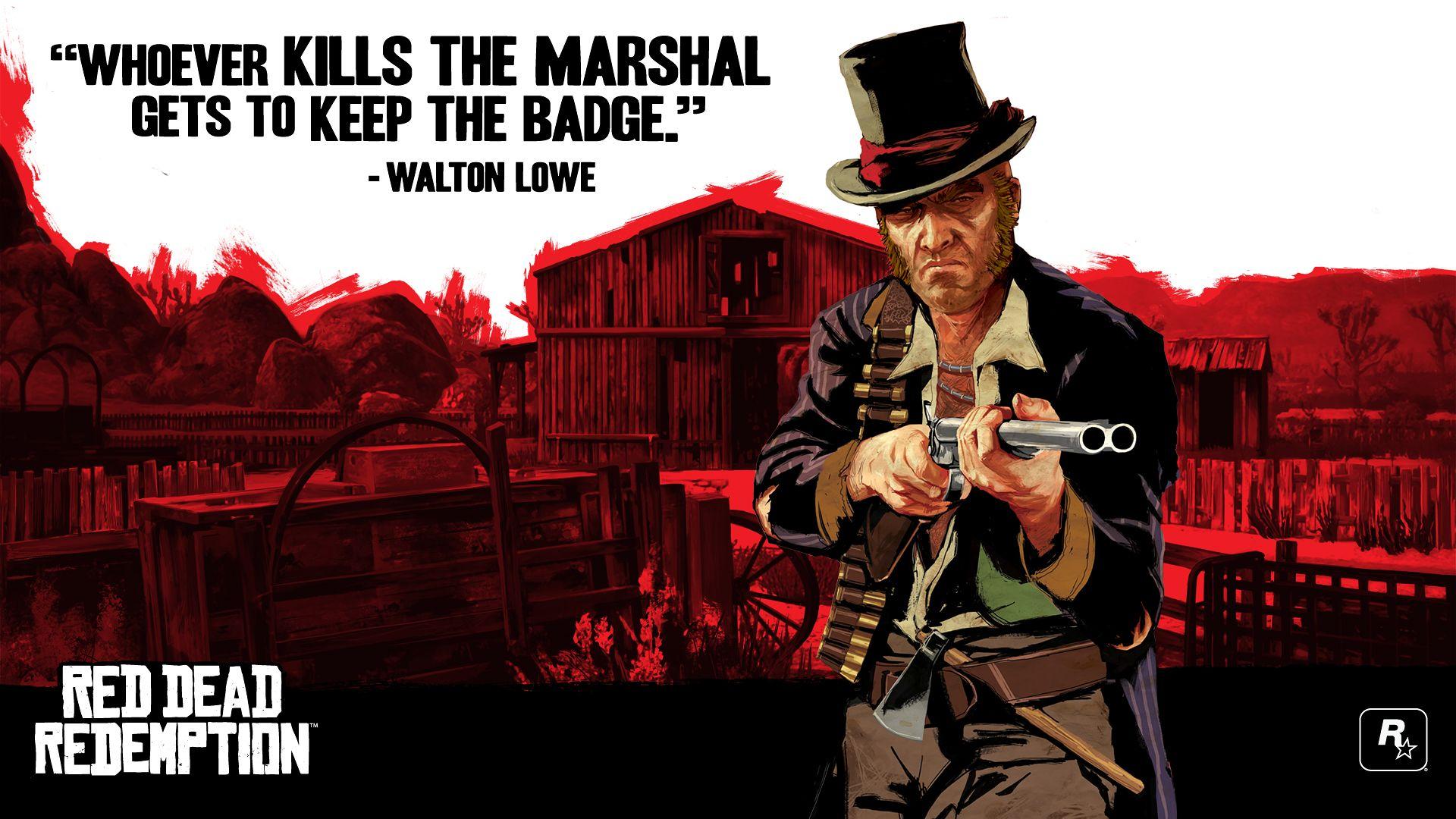 Red Dead Redemption Red Dead Redemption Wallpaper 13