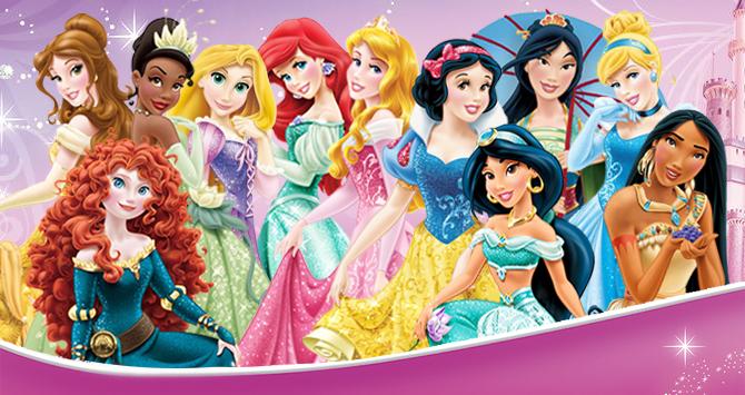 Fazendo A Festa Com Br Princesas Disney Todas Juntas