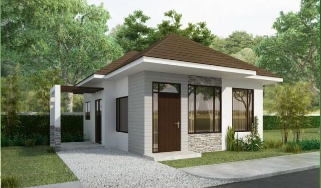 30 MINIMALIST BEAUTIFUL SMALL HOUSE DESIGN FOR 2016 | Small house ...