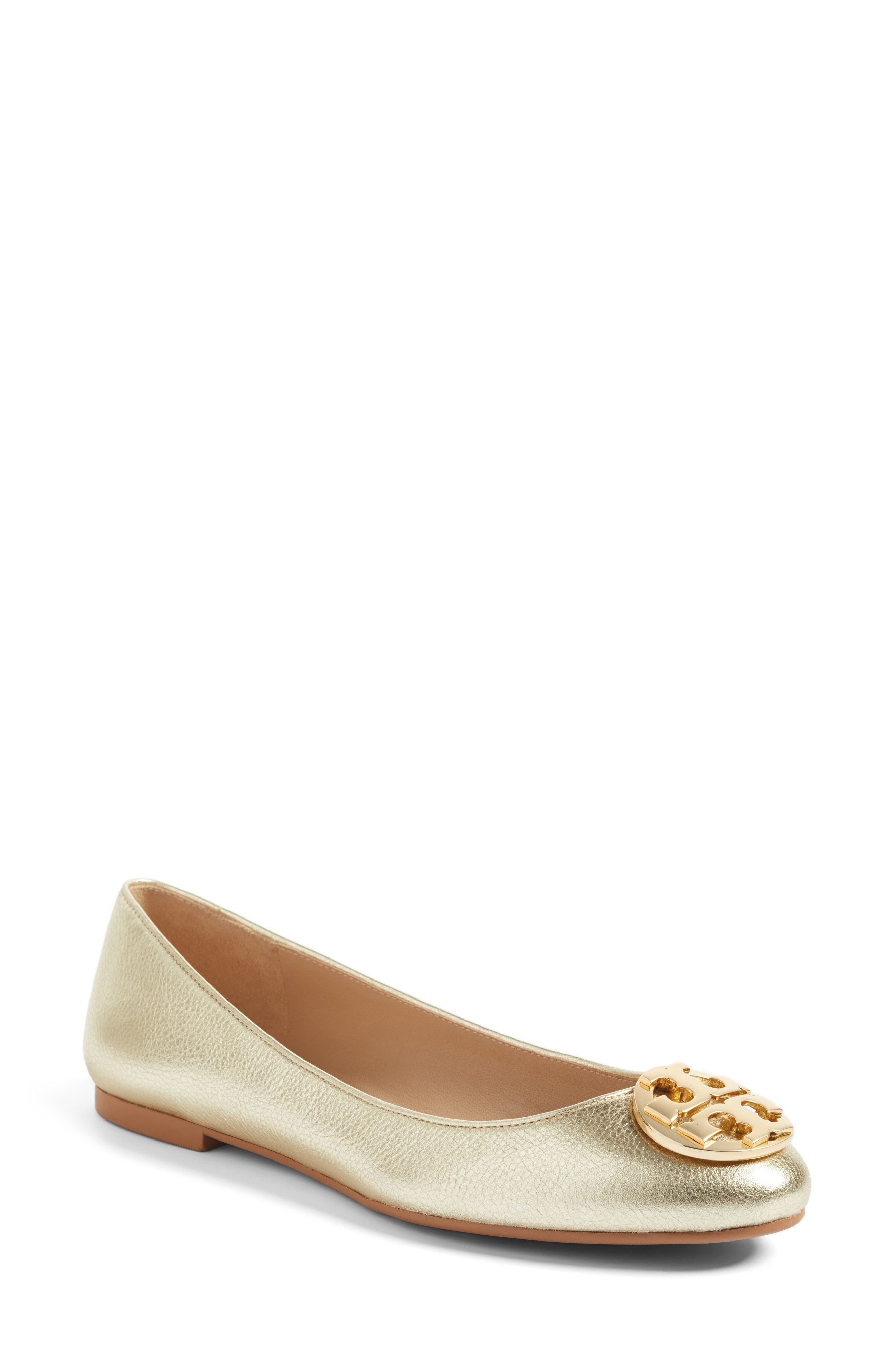 Tory Burch Tory Burch Claire Ballerina Flat (Women) available at