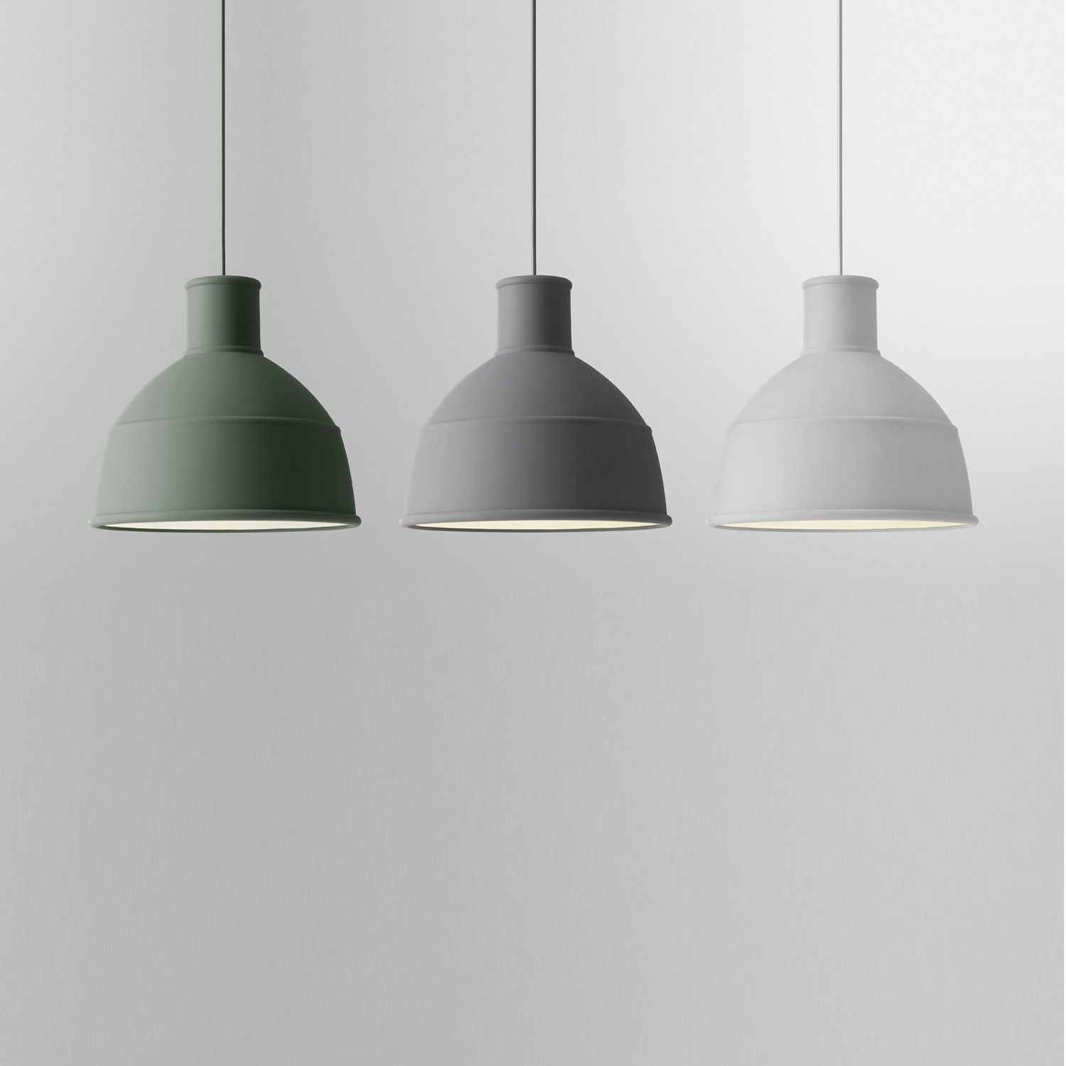 Jackson Pendant Light Yellow: The Muuto Unfold Pendant Light Is Designed By Form Us With