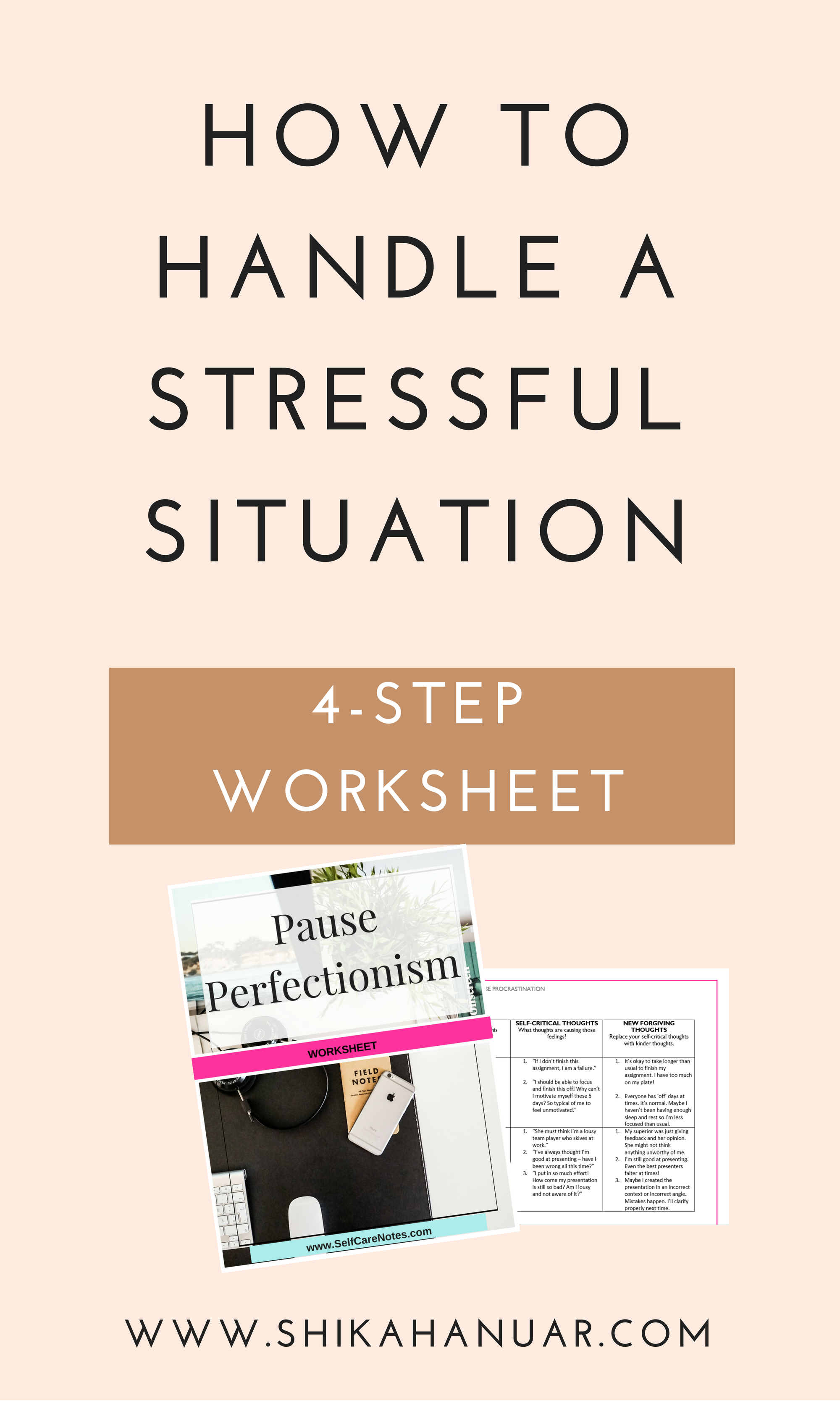 How To Handle A Stressful Situation