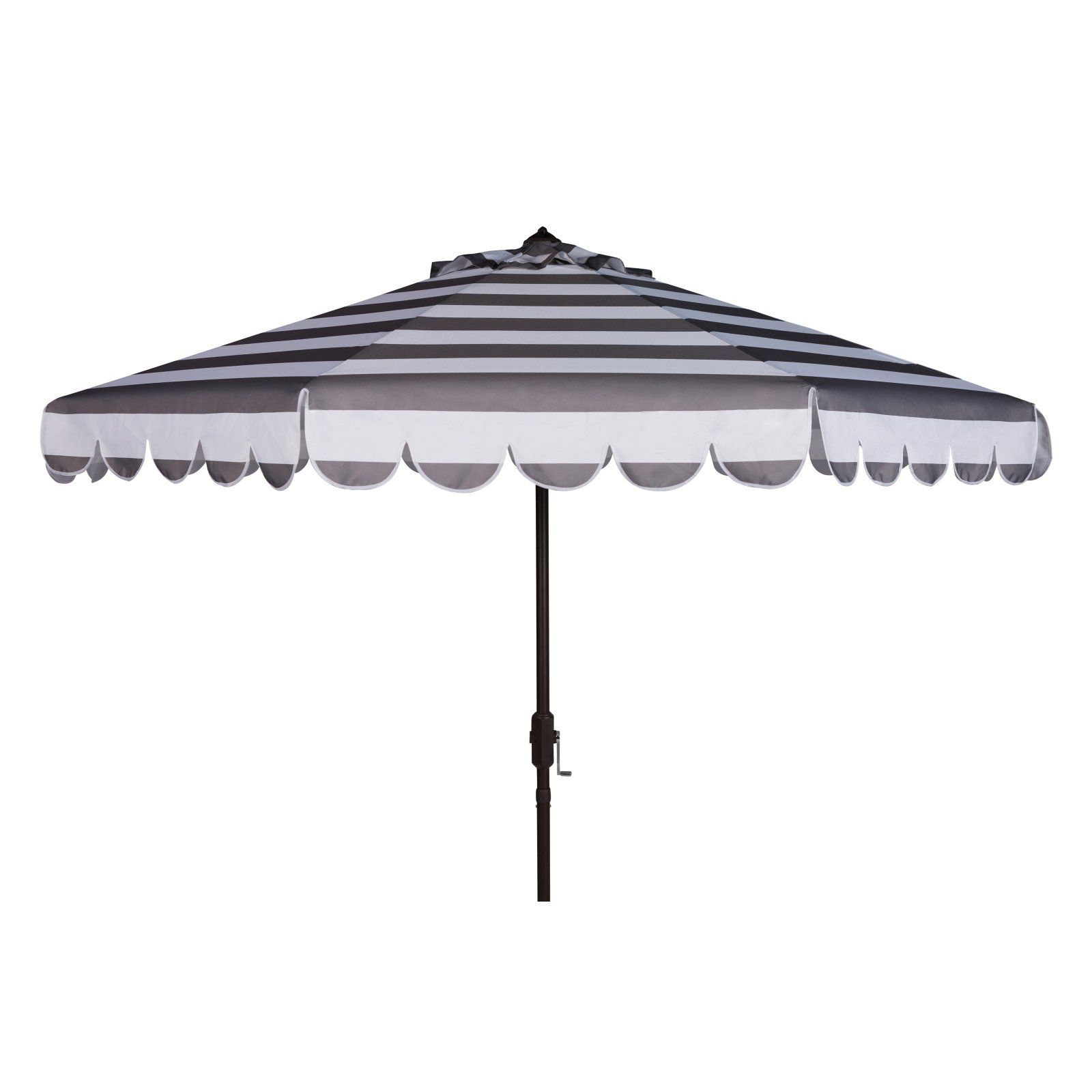 10 Ways To Make A Big Outdoor Statement Patio Umbrellas Outdoor