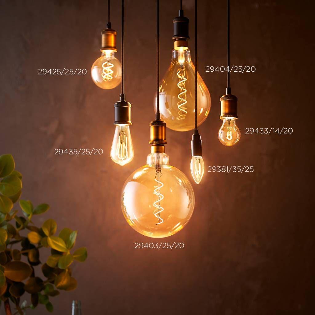 Philips Deco Giant Gold Led Lamp E27 Phillips Hue Lighting Bulb