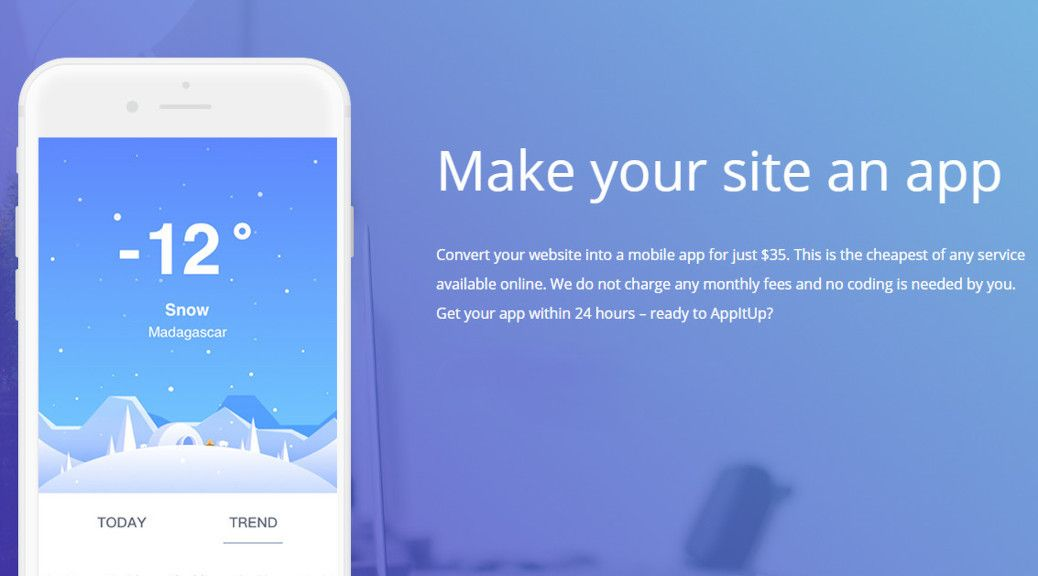 Appitup Make Your Site An App App Mobile App Samsung Galaxy Phone