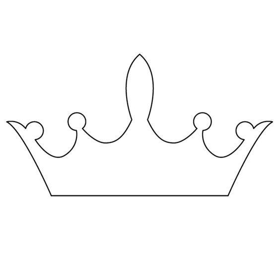 tiara template 017 01 1 00 800 micron plasma die cut crown