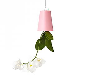 Bloempot Sky Planter, roze: E11,-