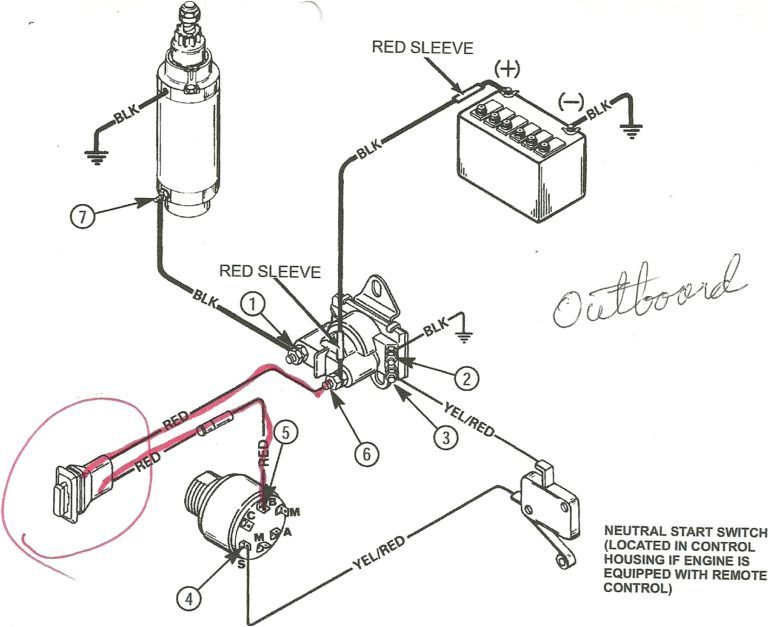 starter motor solenoid wiring diagram  chevy trucks chevy