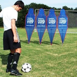 Soccer Equipment Wall Mannequins Field And Training Soccer Wall Club Sepak Bola