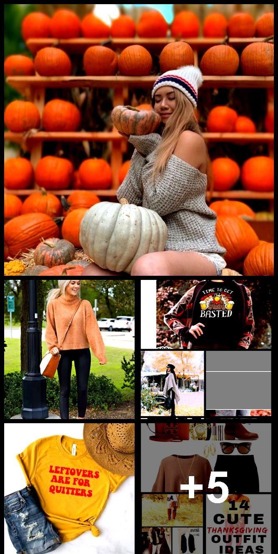 14 BEST THANKSGIVING OUTFIT IDEAS #pumpkinpatchoutfitwomen