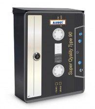 Rendi Unica La Tua Cassetta Postale Musica Tape Miabox