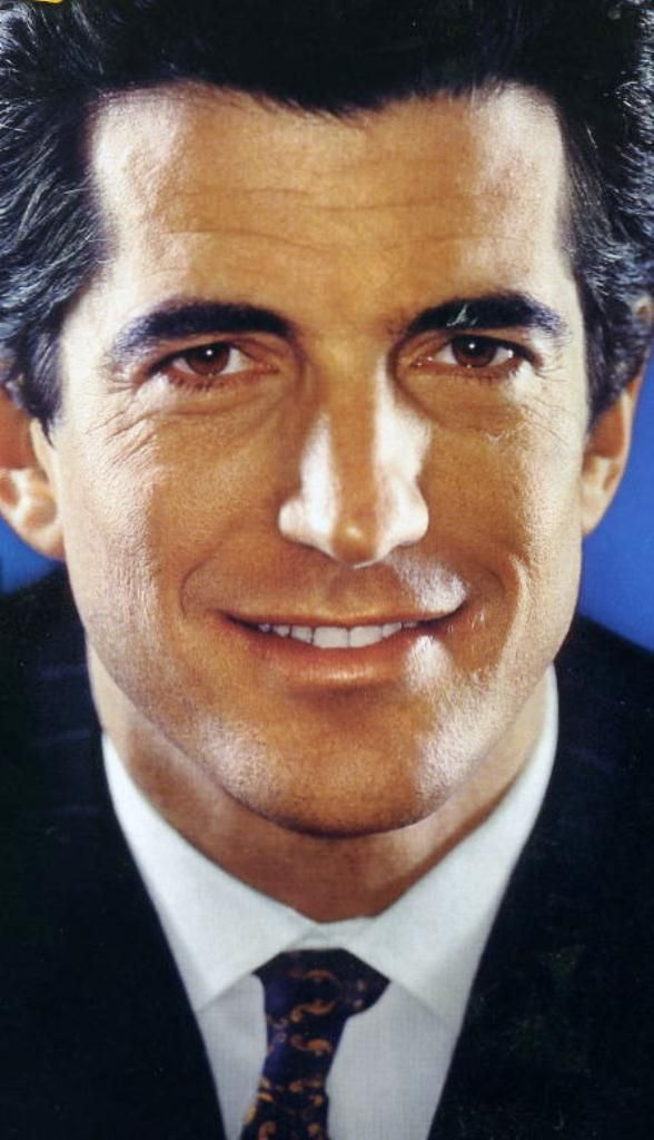 John Fitzgerald Kennedy, Jr. (November 25, 1960 – July 16, 1999 was an American lawyer, journalist, and magazine publisher. He was the son of U.S. President John F. Kennedy and First Lady Jacqueline Bouvier Kennedy, and a nephew of Senators Robert F. Kennedy and Ted Kennedy. He died in a plane crash along with his wife Carolyn Jeanne Bessette and her elder sister Lauren on July 16, 1999.❤❤❤ ❤❤❤❤❤❤❤ http://en.wikipedia.org/wiki/John_F._Kennedy,_Jr.