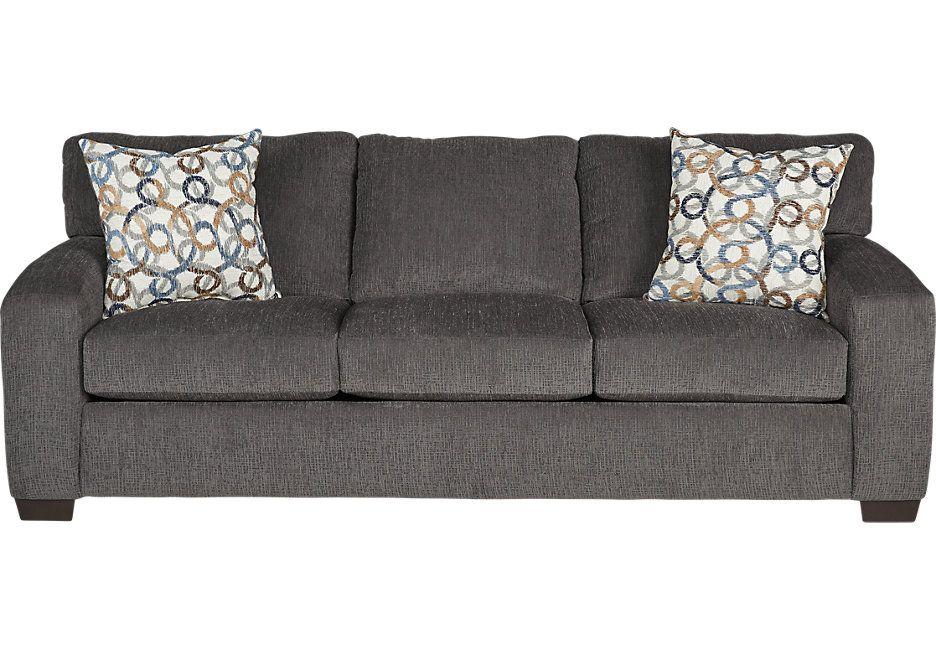 Lucan Gray Sofa Sofas Gray Sleeper Sofa Affordable Sofa Colors Love Seat