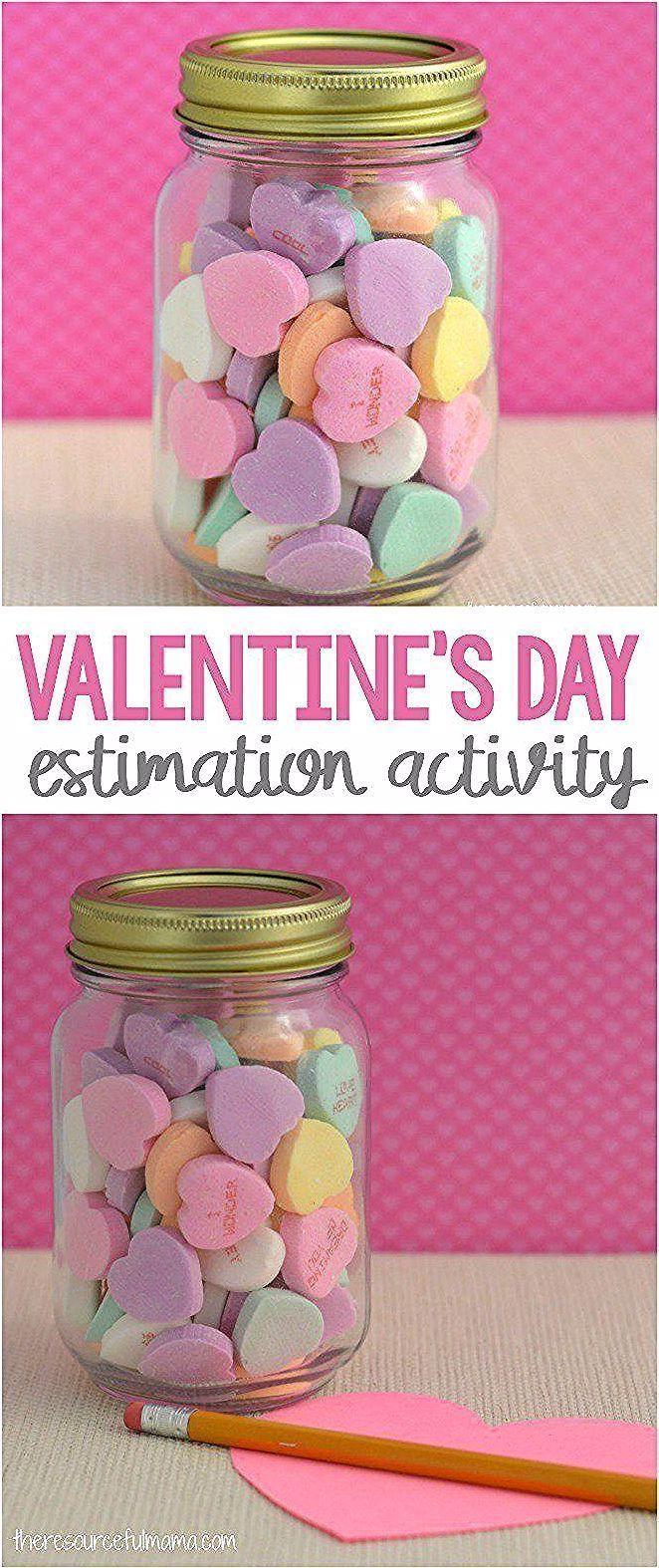 Diese Aktivität zum Schätzen des Valentinstags ist ein einfaches, schnelles und ...