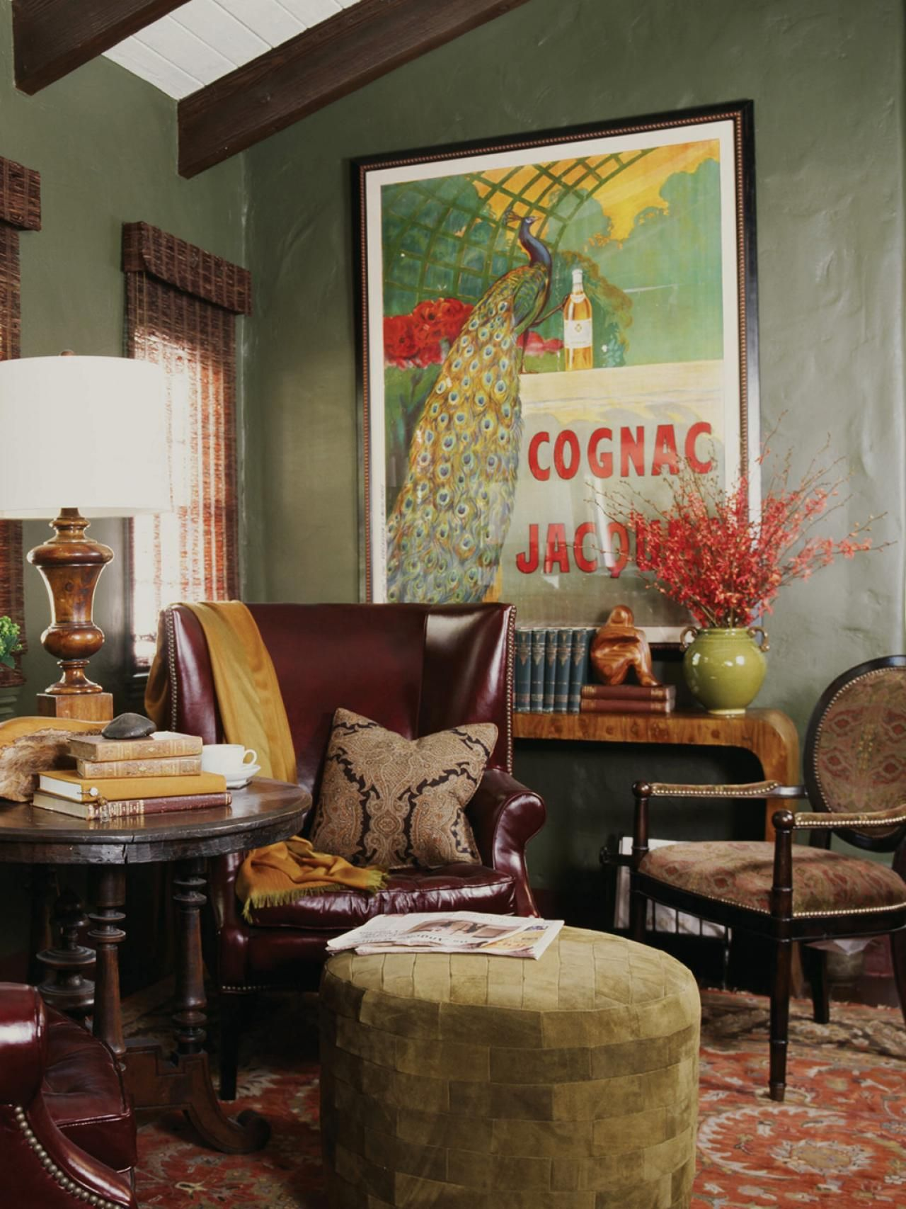 Color theory 101 analogous complementary and the 60 30 - Sage green complementary colors ...