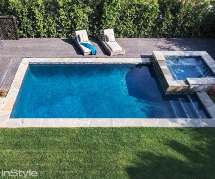 Rivera Pool go inside the gorgeous and immaculately decorated home of glee s