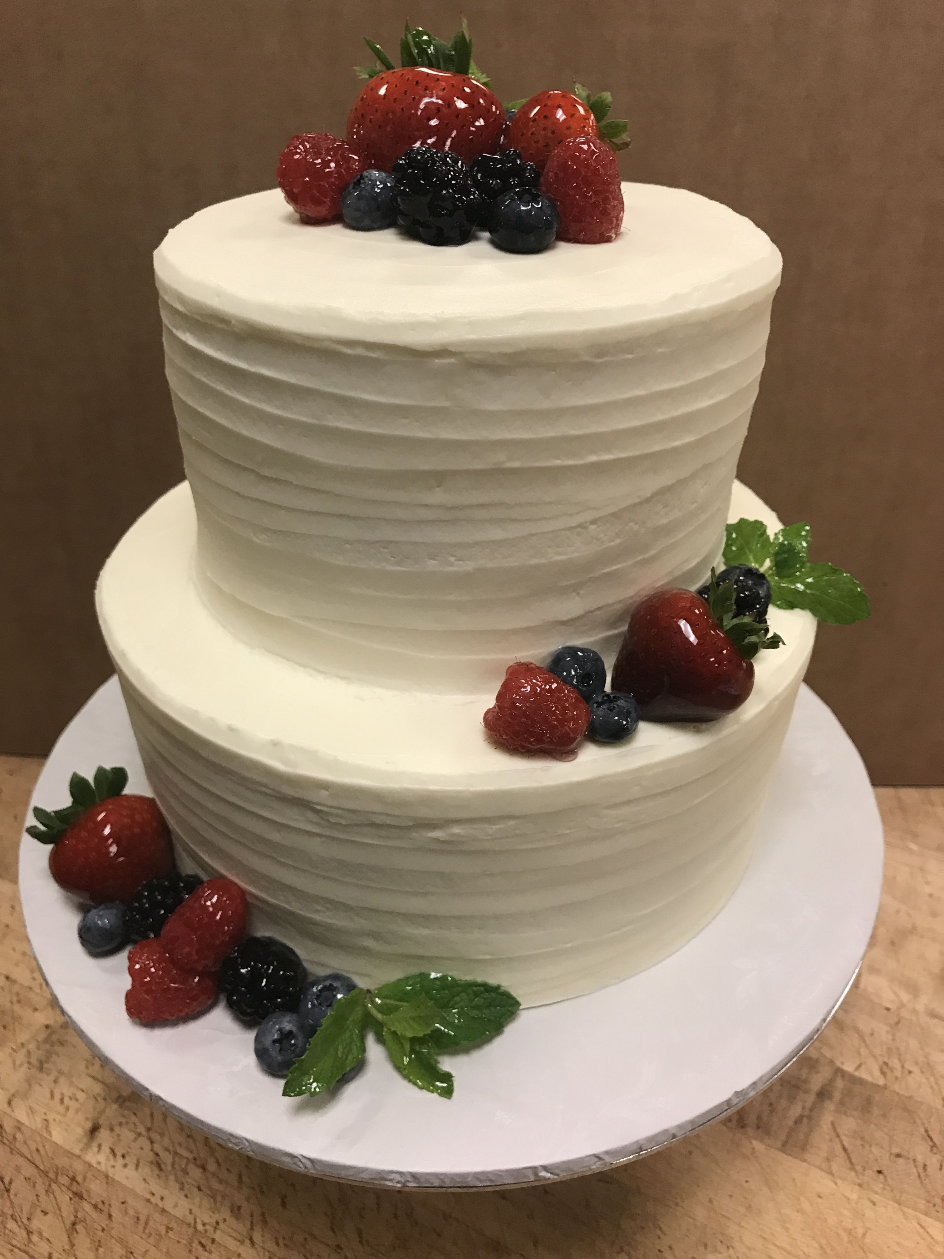 Fruit And Mint Cake Food Whole Foods Cake