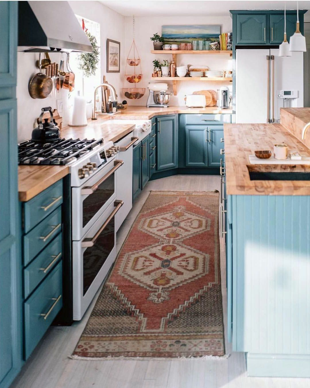 108 Cute Boho Scandinavian Design Ideas For Your Minimalist Kitchen