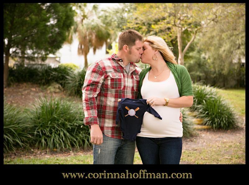 © Corinna Hoffman Photography - www.corinnahoffman.com - Maternity Session - Jacksonville, Florida - Jacksonville FL Maternity Photographer