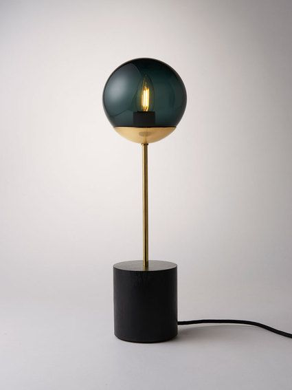 Line Table Lamp : This lamp is designed to be a table lamp