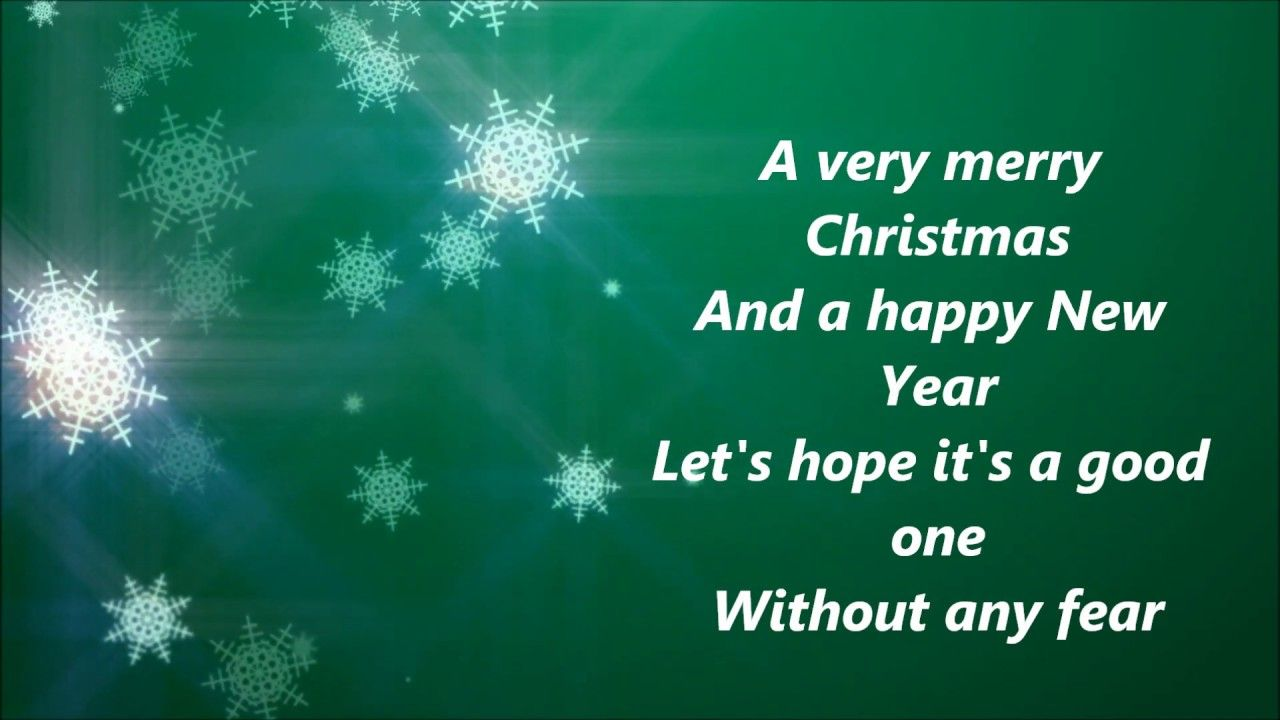 Celine Dion So This Is Christmas Lyrics In 2020 Christmas Lyrics Celine Dion More Lyrics