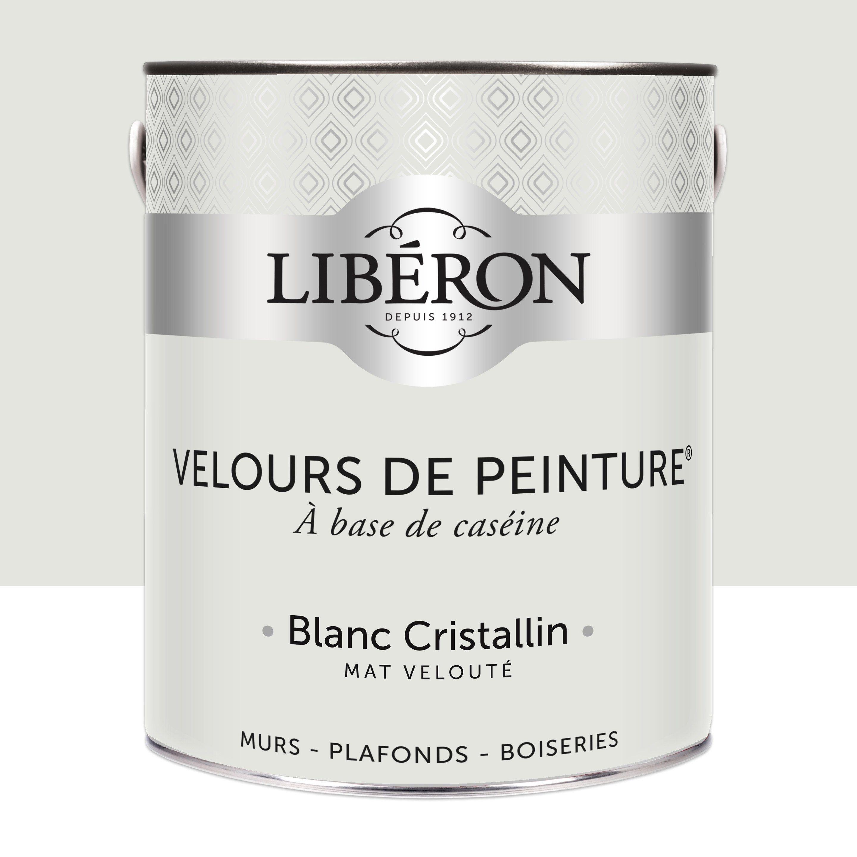 Peinture Multisupport Liberon Blanc Cristallin Velours