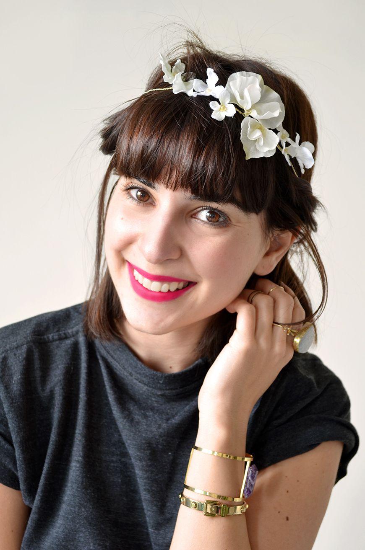 Épinglé par Lydia Berggruen sur Beauty Ideas Chignon