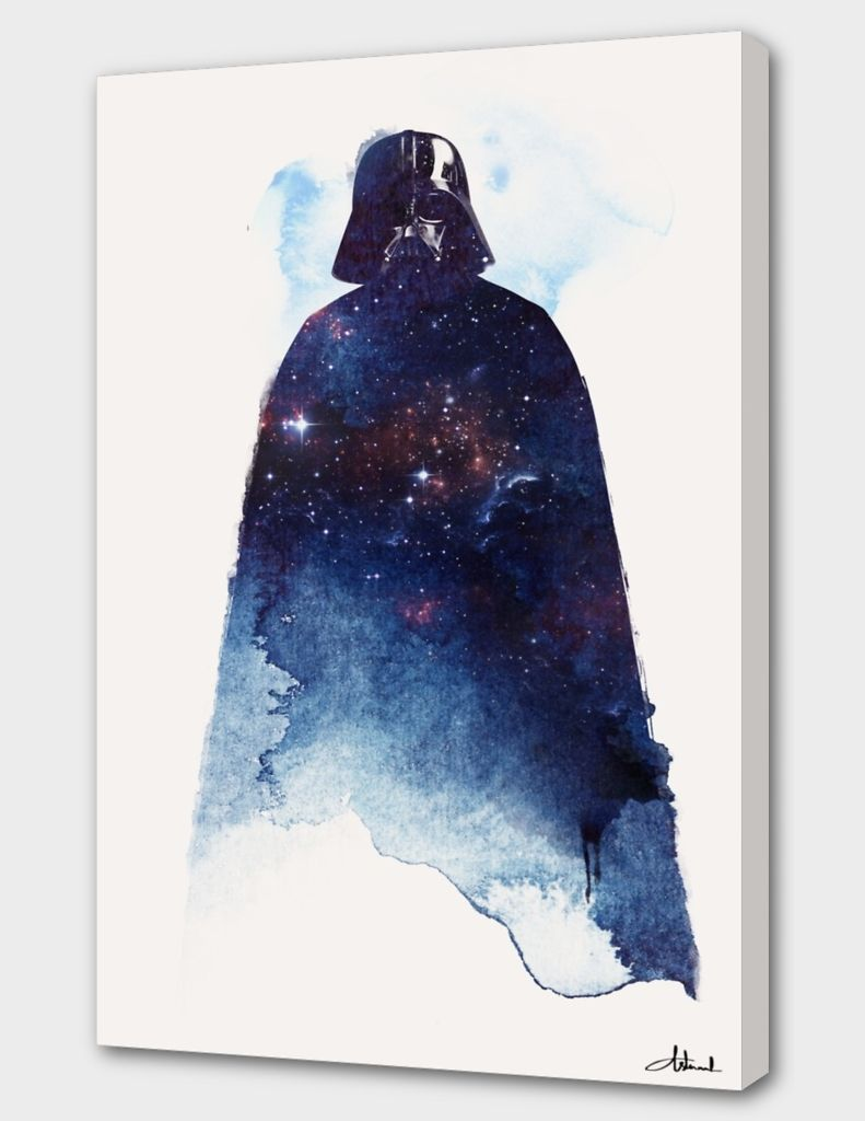 «Lord of the Universe» Canvas Print by Robert Farkas – Exclusive Edition from $59