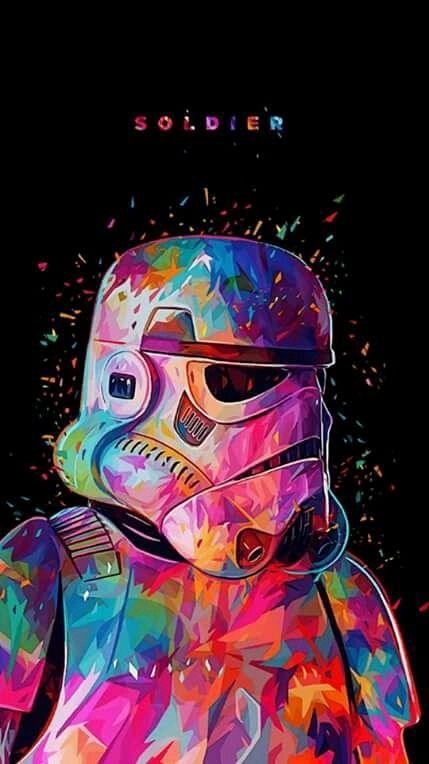 Star Wars Stormtrooper Wallpaper Star Wars Art Star Wars Wallpaper Star Wars Poster